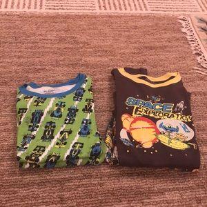 Children's place boys pjs 12-14